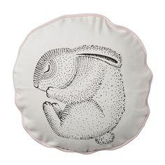 Sleeping Rabbit tyyny, Nude - Bloomingville - Bloomingville - RoyalDesign.fi