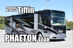 2015 Tiffin Motorhomes Phaeton RV - - New Class A RV for sale in North Tonawanda, New York. Class A Motorhomes, Motorhomes For Sale, Trailers For Sale, Tiffin Phaeton, Grand Design Rv, Rv Show, Fifth Wheel Campers, Tiffin Motorhomes, Keystone Rv
