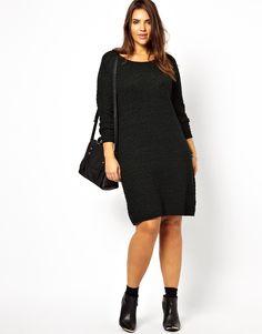 Women'S Plus Size Sweater Dresses 92
