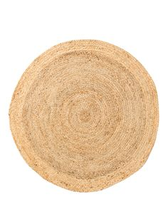 Circular rugs are great for smaller areas and help to create a focal point in a room. #NewandNow