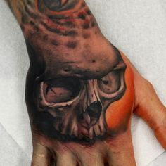 Here's a nice hand piece by artist John Anderton