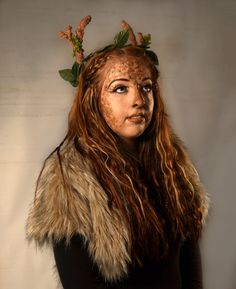 Another shot that was done was a real life client. It was a project about faun, mythical creatures.