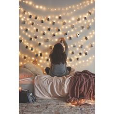 UO DIY Decorating with Instax ❤ liked on Polyvore featuring backgrounds and pictures