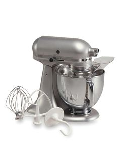 Must-Have Countertop Appliance No. 3: Stand Mixer