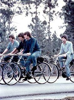Beatles On Bikes