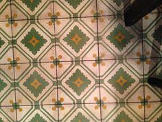 Floor tile delight