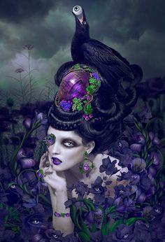 Natalie Shau  Digital Art