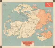 The Empire of Withame. Dream Fantasy, Fantasy Life, Fantasy Rpg, Fantasy Map Making, Fantasy World Map, League Of Legends Comic, Imaginary Maps, Rpg Map, Fantasy Setting