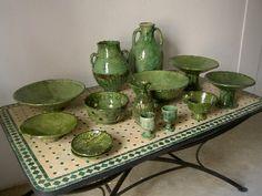 Travel Zagora: Morocco's Tamagroute Pottery Cooperative - Morocco - Zimbio