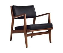 Jens Chair in Leather