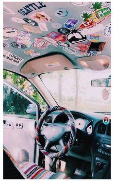 Car Interior Accessories, Car Interior Decor, Car Accessories For Girls, Jeep Accessories, Diy Truck Interior, Interior Ideas, Auto Jeep, Jeep Cars, Hippie Auto