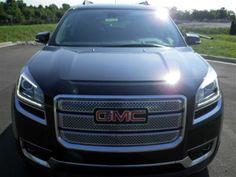 2014 Gmc Acadia Denali Denali 4dr SUV SUV 4 Doors Black for sale in Lebanon, TN Source: http://www.usedcarsgroup.com/used-gmc-for-sale-in-lebanon-tn