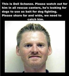He is a terrible person and he needs to be caught!! ASAP!! Please be looking for him every where you go!!