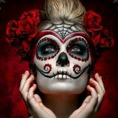 376 Best Day Of The Dead Images Death Skulls Day Of Dead