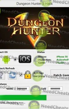 """Read """"Dungeon Hunter 5 Hack Tool - Dungeon Hunter 5 Cheats Android iOS Unlimited Gems Gold"""" #wattpad #fantasy"""