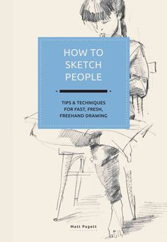 Learn to sketch people quickly and precisely with this book and sketch pad set! How to Sketch People provides everything a complete beginner needs to know in order to produce expressive, stylish sketc