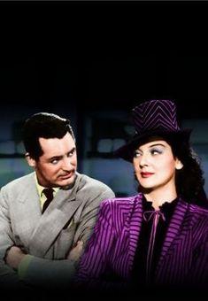 Filme: Jejum de Amor - His Girl Friday - Cary Grant e Rosalind Russell Cary Grant, Rosalind Russell, Jane Russell, Love Movie, Movie Stars, Movie Tv, Old Movies, Vintage Movies, 1940s Movies