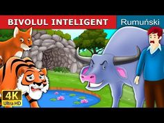 Parental Guidance: Some material of this video may not be suitable for children below 13 years of age. Intelligent Buffalo in English English Stories For Kids, Moral Stories For Kids, English Story, Tales For Children, Fairy Tales For Kids, Rumpelstiltskin, Rapunzel, Le Bison, Prince Stories