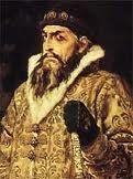 1547 Iwan de Verschrikkelijke Omstreeks 1500 ontstond een Russisch koninkrijk rond de stad Moskou. De heersers in Rusland noemden zich tsaar. Een belangrijke tsaar was toen Iwan de Verschrikkelijke.