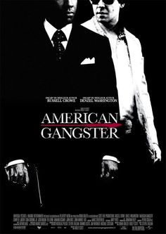 American Gangster, movie poster