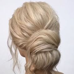 Wedding Ponytail Hairstyles, Formal Hairstyles For Short Hair, Braided Hairstyles Updo, Mom Hairstyles, Blonde Bridal Hair, Short Bridal Hair, Beauty Tips For Hair, Hair Beauty, Medium Length Bridal Hair