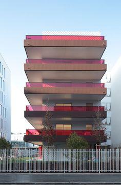 a f a s i a: ECDM architectes