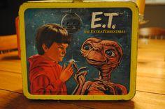 1982 E.T. Lunch Box by Aladdin