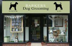 dog grooming salons - Google 搜尋