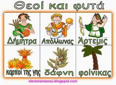 Greek Language, Ancient Greece, Greek Mythology, Kindergarten, History, Modern, Preschool, Classroom, Tips