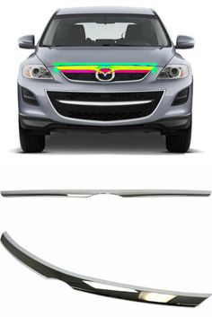 US $136.85 - New Front Chrome Bumper Grille Molding Fits for Mazda CX9 2010 - 2012 :-) #fashiocial #Trim #Mazda #MazdaCX9 #MazdaCX-9 #Mazda2012 #Front #Bumper #Cover #FrontBumper #CoverGrille #FrontChrome #EmblemBadge #BadgeLogo #BadgeChrome #LeftFrontWheelTrim #LeftWheel #BumperCover #FrontGrille #FrontBumperCover #BumperCover #LampLens #Lamp #MazdaLens #MazdaLamp #Lens #Right #Left #Halogen #Headlight #Set #Pair #befashion #befashionsocial #social #Virtualstores #Virtualfashion Car Body Parts, Mazda Cx 9, Virtual Fashion, Badge Logo, Chrome, Pairs, Ebay