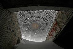 amazing abandoned soviet superstructure
