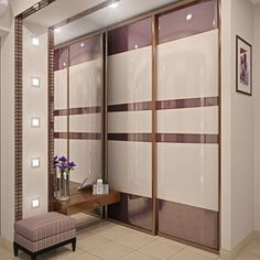 Ideas Sliding Door Design Ideas Furniture Plans For 2019 Wardrobe Interior Design, Wardrobe Design Bedroom, Bedroom Bed Design, Bedroom Furniture Design, Bedroom Decor, Sliding Door Wardrobe Designs, Sliding Door Design, Wardrobe Doors, Closet Designs