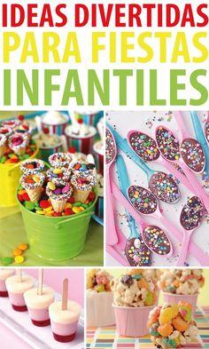 ? Ideas divertidas para fiestas infantiles   Tarjetas Imp