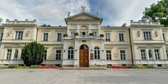 The campus has a historic part, with an century palace, and a contemporary part where all faculty buildings and dormitories are situated. Warsaw University, University Life, Dormitory, Contemporary, Modern, 18th Century, Poland, Mansions, House Styles