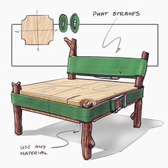 Reupholster Chair Ikea - - Furniture Chair Cafe - Furniture Chair Living Room - - Chair Exercises For Broken Foot Baker Furniture, Bench Furniture, New Furniture, Furniture Design, Office Furniture, Metal Chairs, Cool Chairs, Industrial Design Sketch, Yanko Design