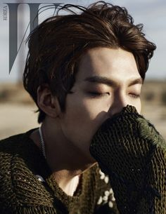 Kim Woo Bin - W Magazine March Issue '14