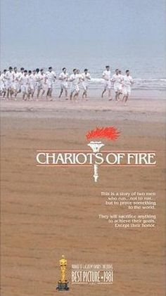 Chariots of Fire (1981) The true story of two British track athletes competing in the 1924 Summer Olympics. One is a devout Scottish missionary who runs for God, the other is a Jewish student at Cambridge who runs for fame and to escape prejudice.