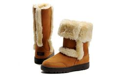 Cheap Ugg Sundance II Boots 5325 Chestnut For Sale Online Ugg Snow Boots, Ugg Boots Sale, Winter Boots, Warm Boots, Winter Snow, Ugg Classic Tall, Classic Ugg Boots, Casual Boots, Uggs With Bows