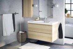 Le mobilier s'adapte à nos besoin dans la salle de bains