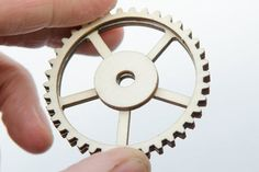Laser Cut Display Gears : 16 Steps (with Pictures) - Instructables Gear Wheels, Scroll Saw, Display Case, Laser Cutting, Gears, Projects To Try, Steampunk, Engineering, Places