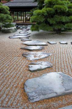 Japanese Zen #Garden by ~IainInJapan