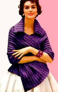 Adagio Shawl | Knitting Patterns