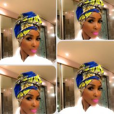 #BathRoomSelfie😊 Carnival Costumes, Head Wraps, Wax, African, Selfie, Chic, Instagram Posts, Ideas, Dresses