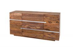Świetnie wykonana komoda, szafka Earth odnajdzie się we wnętrzach w stylach od boho aż po minimalistyczny. Pojemna komoda wykonana w drewnie pomieści wszystkie Twoje rzeczy, a piękny dizajn doda charakteru Twojemu wnętrzu.
