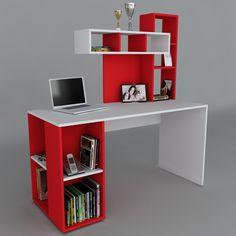 Asir Group LLC 731WAT3811 Wooden Art, Studie Schreibtisch: Amazon.de: Küche & Haushalt