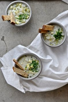 ... Soup and Chowder on Pinterest | Thai coconut soup, Avocado soup and