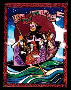"""St. Brendan the Navigator 