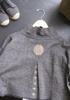 beautiful detail, corey & co jacket