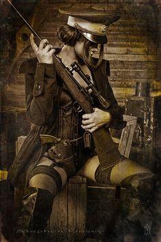 """steampunk-divas: """"Steampunk http://steampunk-divas.tumblr.com/ """""""