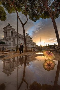 L'inverno a Roma